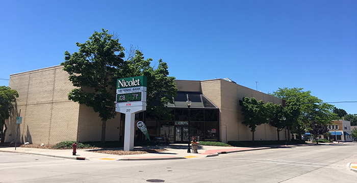 Nicolet National Bank - Sturgeon Bay East