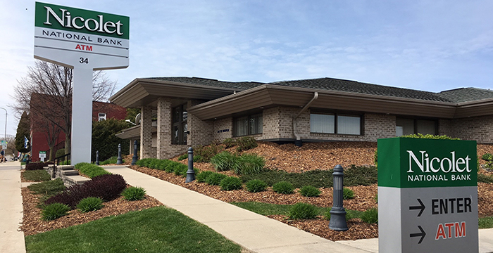 Nicolet National Bank - Sturgeon Bay West