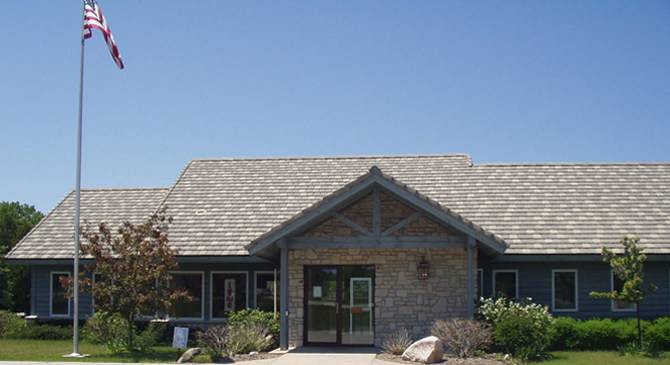 Nicolet National Bank - Washington Island