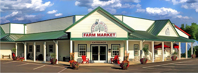 Seaquist Orchards Farm Market