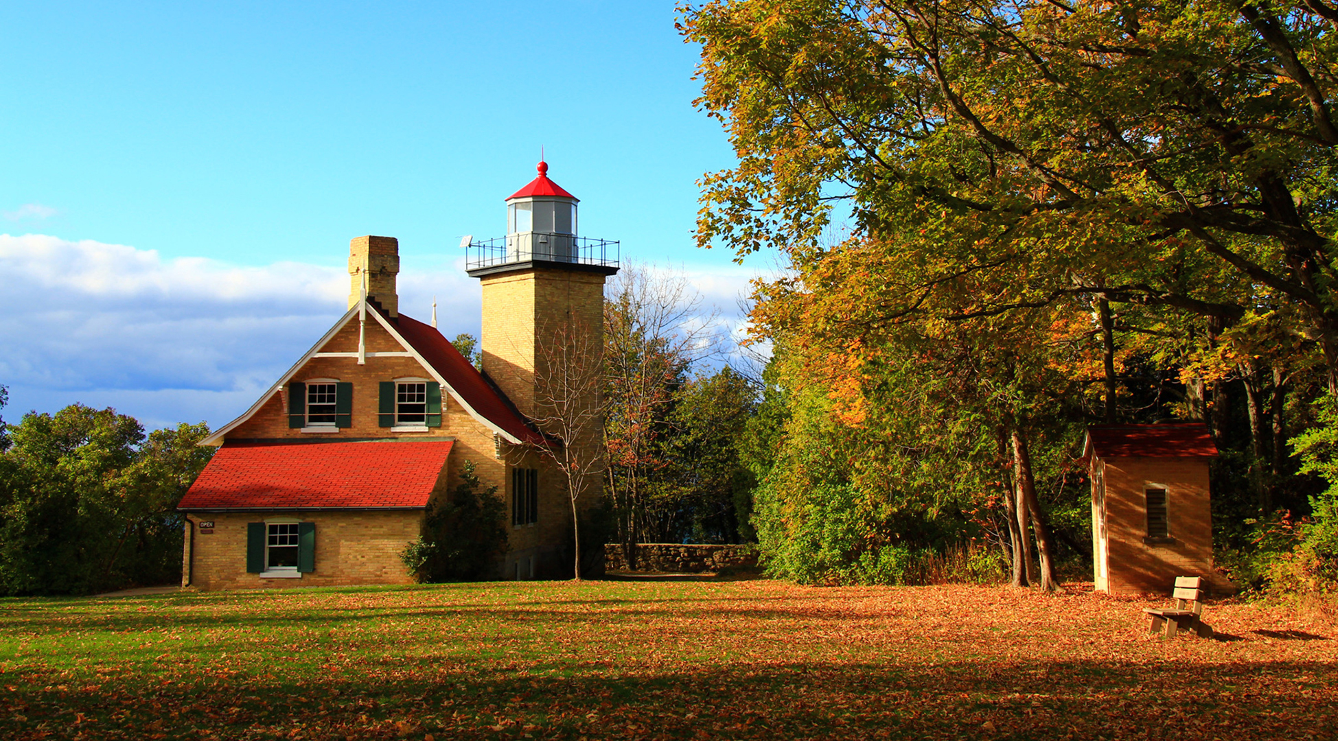 Eagle Bluff Lighthouse Museum (1)