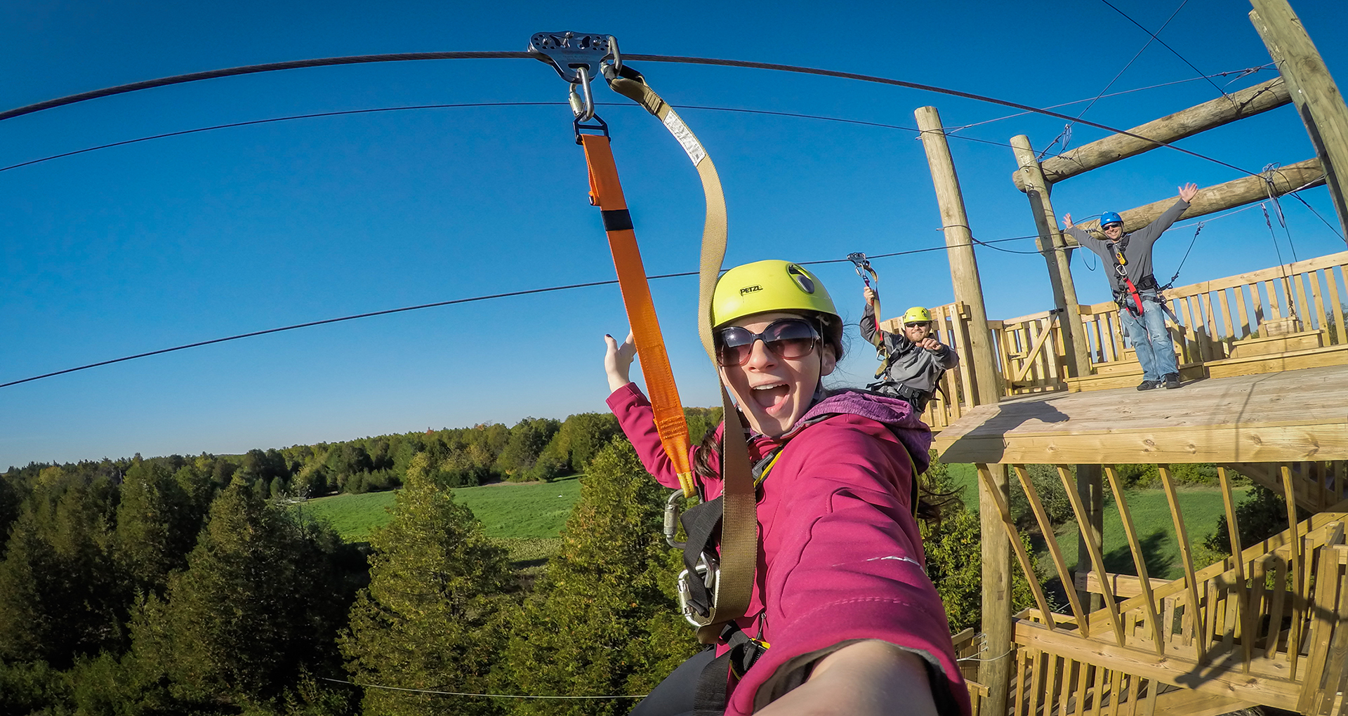 Lakeshore Adventures Zip Line Tours LLC (1)