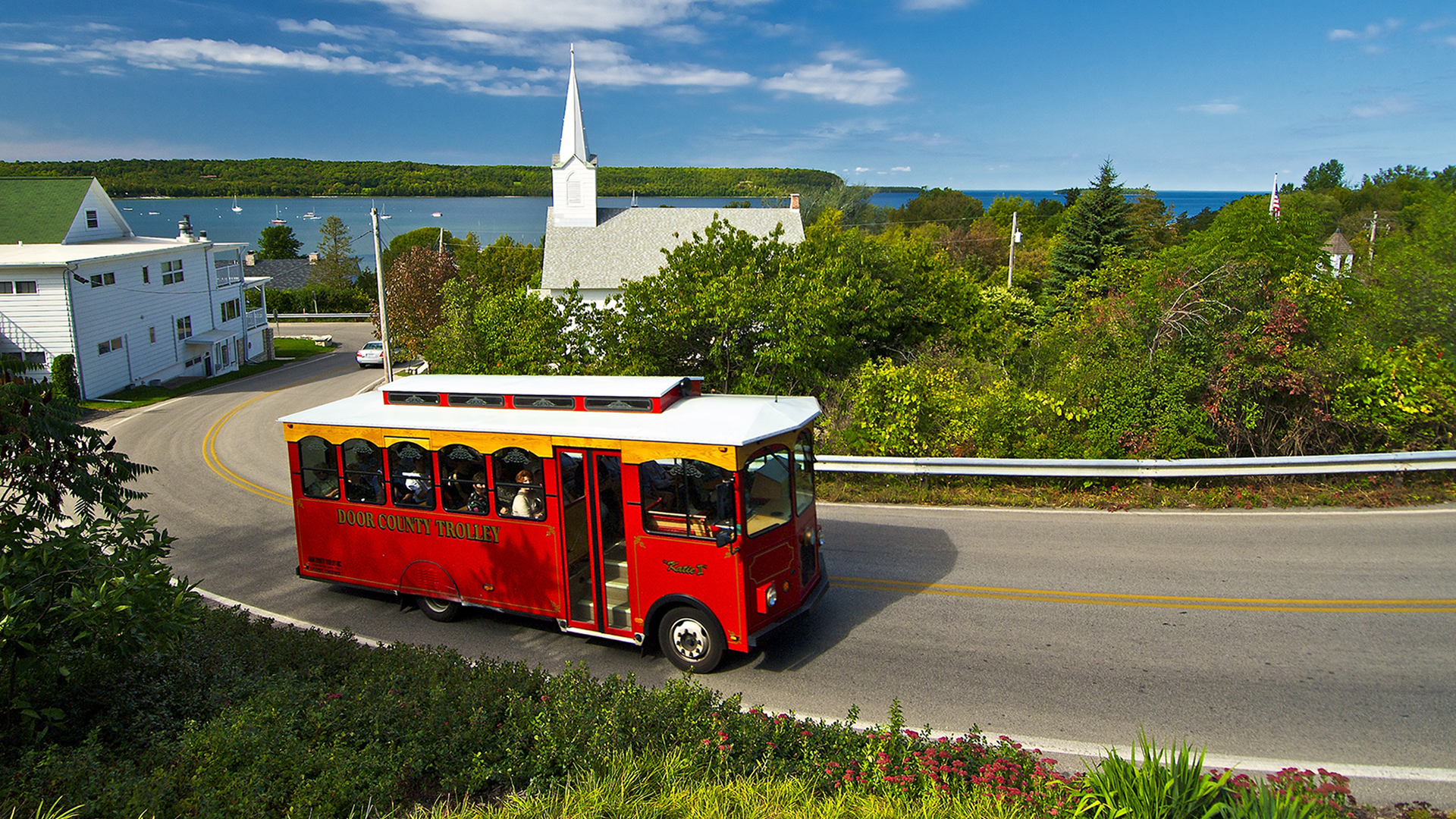 Door County Trolley, Inc (1)