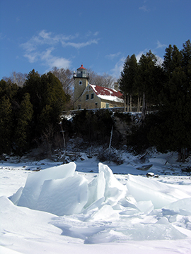 Eagle Bluff Lighthouse (1)