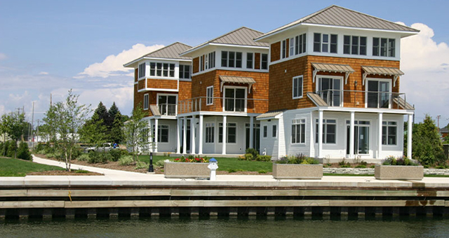 CenterPointe Marina Cottages