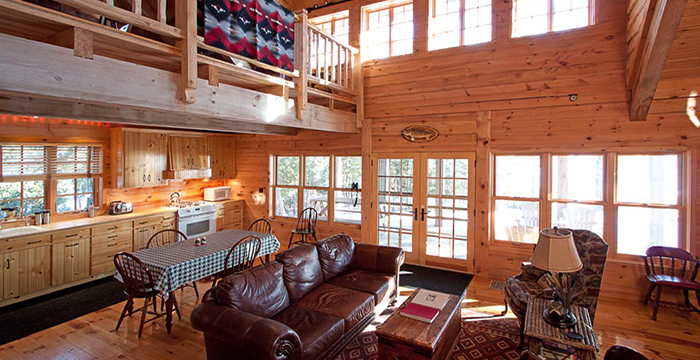 A Door County Cabin
