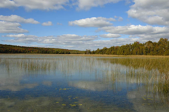 Kangaroo Lake Nature Preserve