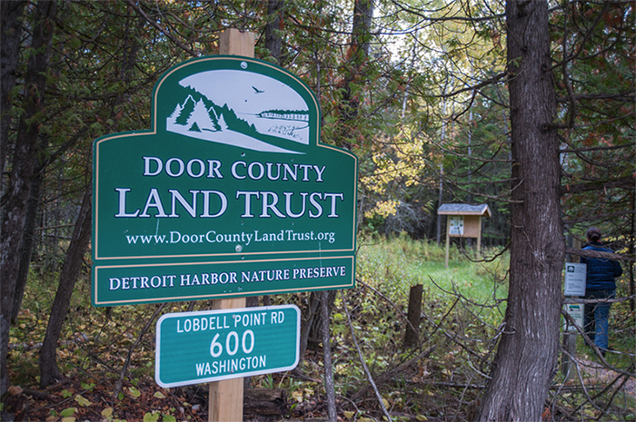 Detroit Harbor Nature Preserve