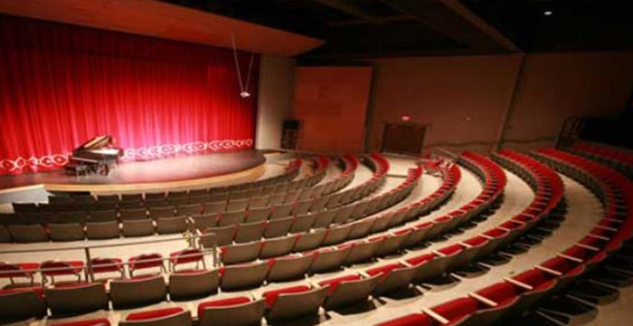 Trueblood Performing Arts Center