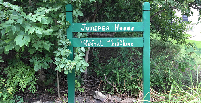 The Juniper House