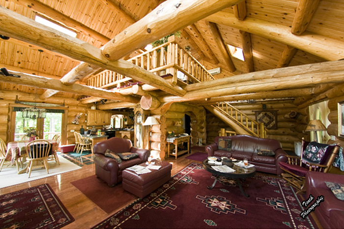 Honeydew Log Lodge