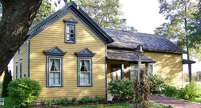 Corner of the Past/Old Anderson House Museum