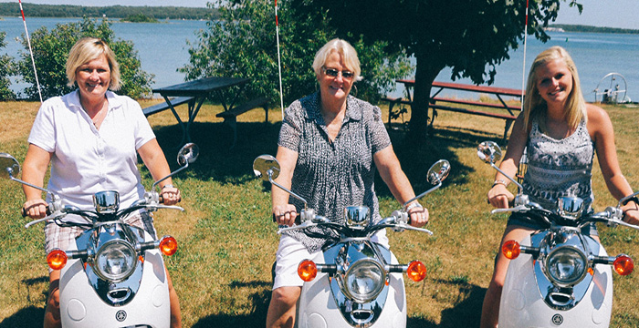 Annie's Island Moped Rentals