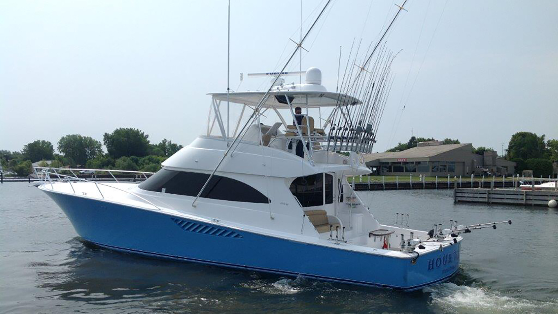 Hour Time Sport Fishing Charters