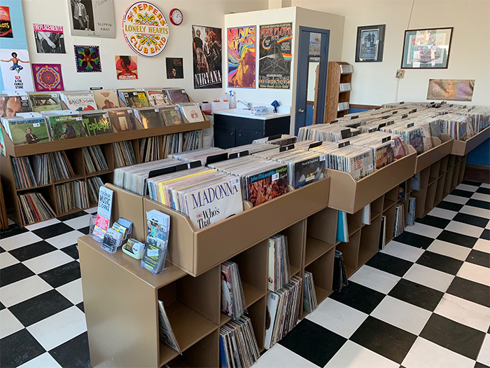 Bay Vinyl Records