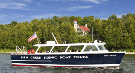 Fish Creek Scenic Boat Tours (1)