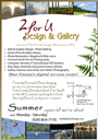 2forU Design and Gallery