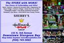 Sherry's Hallmark