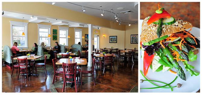 Bluefront Cafe