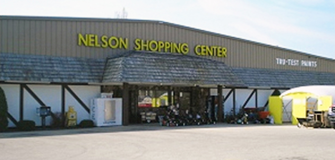 Nelson Shopping Center-Fish Creek