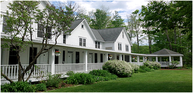Liberty Lodge at Sister Bay