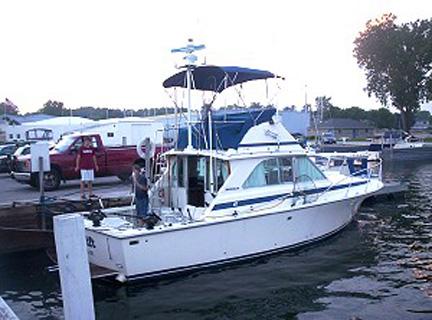 Lynn  A. Charter Fishing