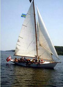 S/V Talisman Sailing Charters