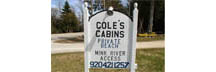 COLE'S Rowleys Bay Cabins