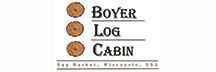 Boyer Log Cabin