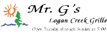 Mr. G's Logan Creek Grille