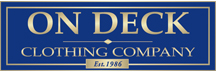 On Deck Clothing Company - Sturgeon Bay